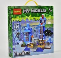 """Конструктор """"Minecraft""""  826"""