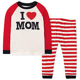 Пижама - I love mom