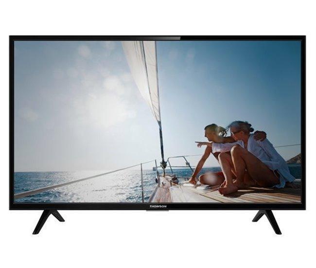 Телевизор Thomson 32HB5426 (PPI 100Гц, HD, Smart TV, Wi-Fi, Dolby Digital Plus 2 x 5Вт, DVB-C/T2/S2)