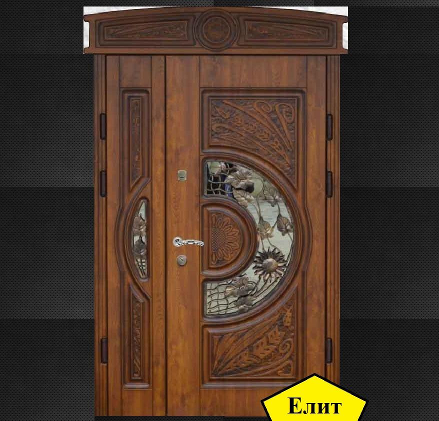 Двери входные элит_13290