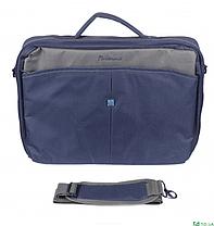 """Сумка для ноутбука Continent CC-02 синий (15,6""""), фото 2"""