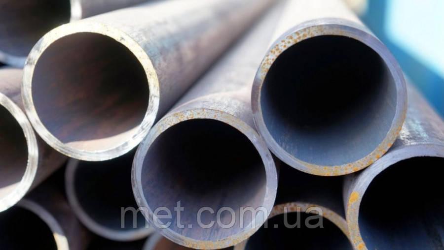 Труба бесшовная 33х 8,5 сталь  9Х1