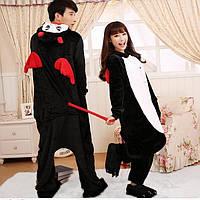 Пижама кигуруми Чертенок