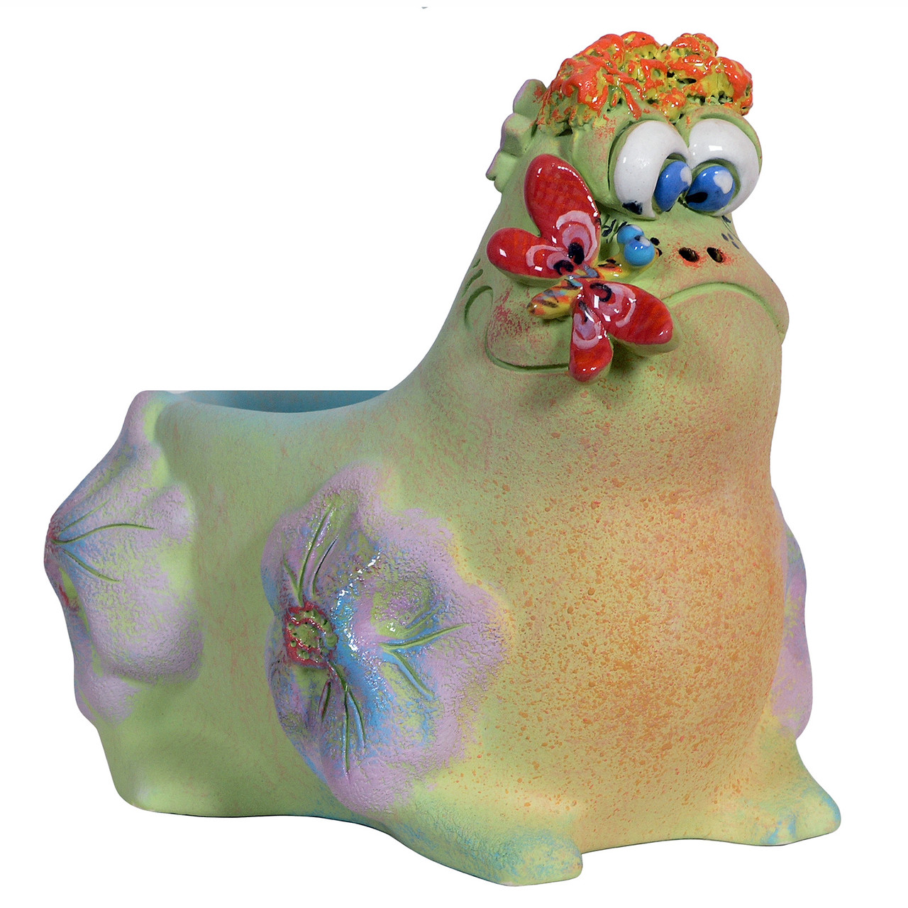 Цветочный горшок Фрог