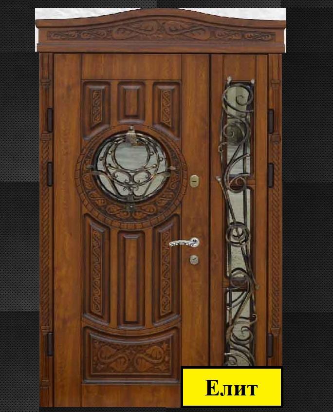 Двери входные элит_13500