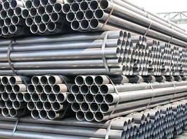 Труба  оцинкованная стальная ДУ 15х2,5мм  ГОСТ 3262-75