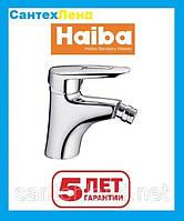Смеситель для биде Haiba Disk 002