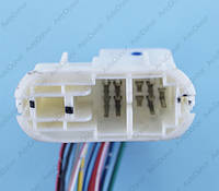 Разъем электрический 14-и контактный (53-23) б/у