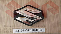 Эмблема решетки радиатора Suzuki Vitara 72131-54P10-DB7