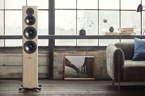 Новая серия акустических систем Evoke от Dynaudio