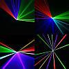 Диско лазер RGB с пультом ДУ. Лазерный проектор DM-RGB 400, фото 7