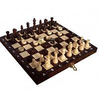 Комплект Madon шахматы/шашки/нарды малые 26.5х26.5 cм (с-142)