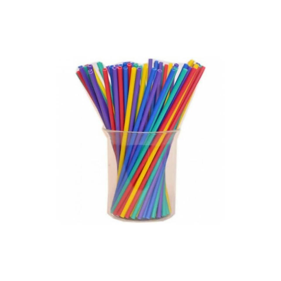 Палочки для Кейк попсов цветные в ассортименте 50 шт. в уп. Галетте - 03886