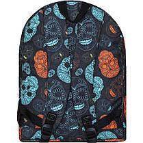 Рюкзак Bagland Молодежный (дизайн) 17 л. сублимация (черепа) (00533664), фото 2