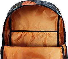 Рюкзак Bagland Молодежный (дизайн) 17 л. сублимация (черепа) (00533664), фото 3