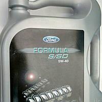 Оригинальное синтетическое моторное масло Ford Formula S/SD 5w40 5l