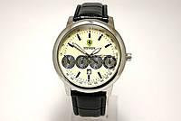 Мужские  часы  FERRARI -  стальной корпус, четыре дополнительных циферблата