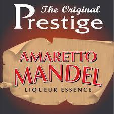 "Натуральная эссенция ""Prestige - Amaretto Mandel Liqueur (Ликер Амаретто Мандел) 20 мл"