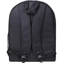 Рюкзак Bagland Молодежный W/R 17 л. черный/камуфляж (00533662), фото 3