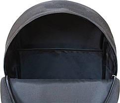 Рюкзак Bagland Молодежный W/R 17 л. чорний 83 (00533662), фото 3