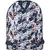 Рюкзак Bagland Молодежный (дизайн) 17 л. сублимация (кеды) (00533664), фото 3