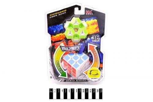 Кубик Рубика + логическая змейка