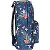 Рюкзак Bagland Молодежный (дизайн) 17 л. сублимация (цветы) (00533664), фото 2