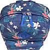 Рюкзак Bagland Молодежный (дизайн) 17 л. сублимация (цветы) (00533664), фото 4