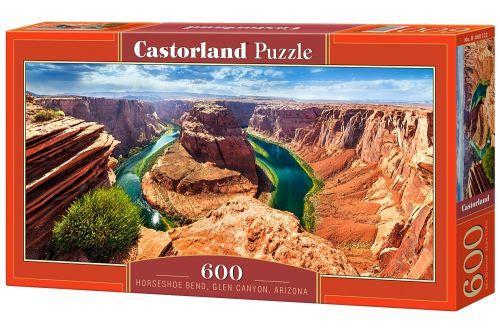 """Пазлы """"Горный каньон, Аризона, США"""", 600 элементов"""