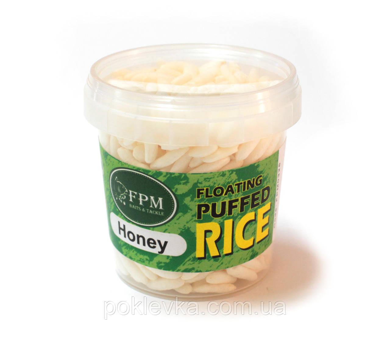 Рис воздушный FPM Baits® 25 г в банке Honey Мед