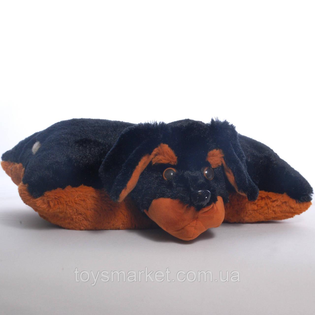 Подушка-складушка Собачка