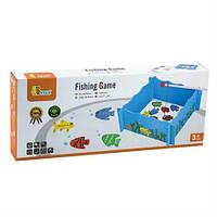Игровой набор Viga Toys Рыбалка (20181002V-084)