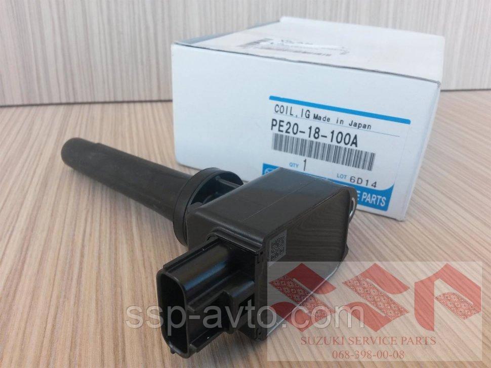 Катушка зажигания, mazda , PE20-18-100A
