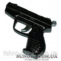 Пистолет зажигалка с лазером №3487
