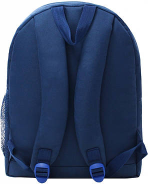 Рюкзак Bagland Молодежный W/R 17 л. Синий / голубой (00533662), фото 2