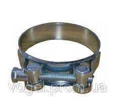 Зажим для труби з гвинтом d=125mm