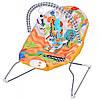 Детский шезлонг-качалка BAMBI, M 3498-1 разноцветный, фото 2