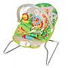 Детский шезлонг-качалка BAMBI, M 3498-1 разноцветный, фото 3