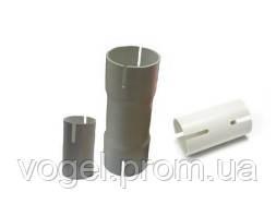 З'єднувач для труб PVC d=75mm