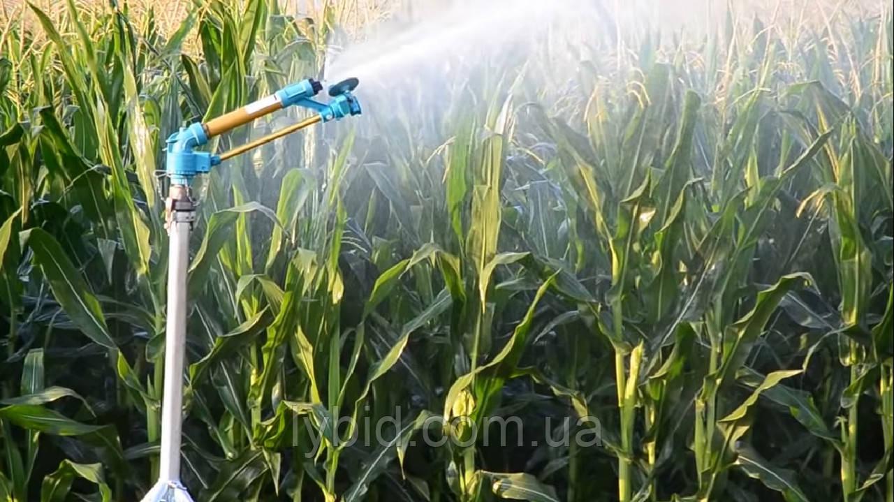 Спринклерные системы полива для сельского хозяйства, системы полива, дождеватели, полив поля, модель S 45