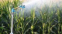 Спринклерные системы полива для сельского хозяйства, системы полива, дождеватели, полив поля, модель S 45, фото 1