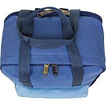 Рюкзак Bagland Liberty 19 л. Синий / бежевый (0050266), фото 3