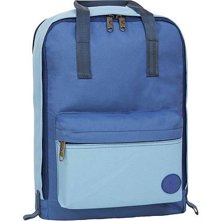 Рюкзак Bagland Liberty 19 л. синий/голубой (0050266), фото 2