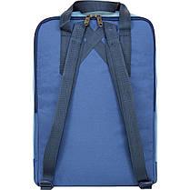 Рюкзак Bagland Liberty 19 л. синий/голубой (0050266), фото 3