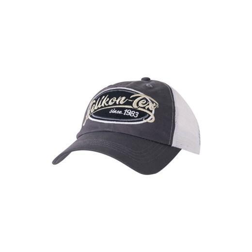 Бейсболка летняя Helikon-Tex Trucker Logo Shadow Grey  (CZ-TLC-CT-3520A)