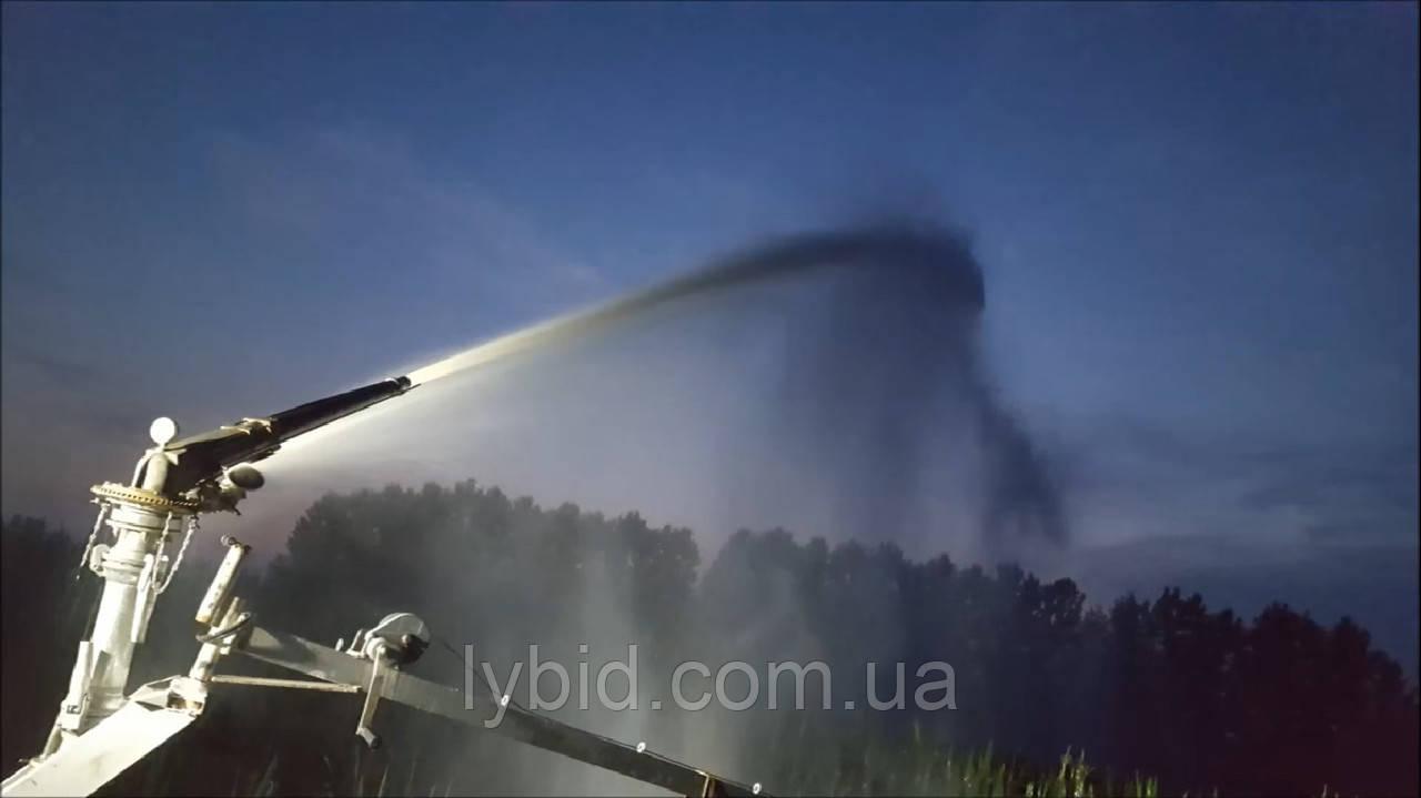 Спринклерні системи поливу для сільського господарства, системи поливу, дощовики, полив поля, модель S 60