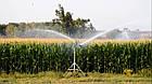 Спринклерні системи поливу для сільського господарства, системи поливу, дощовики, полив поля, модель S 60, фото 2