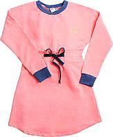 Платье ValeriTex 192020355018 152 см Коралловый, КОД: 264657
