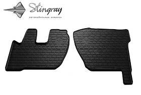 Передние коврики в салон Renault Premium 2006- (2 шт) Stingray 1043012