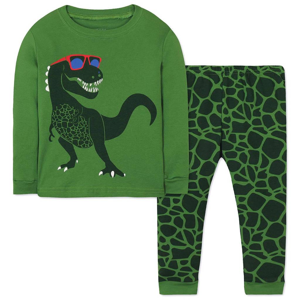 Пижама - Динозавр в очках